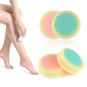 Hair Removal pads Painless Smooth Skin Leg Arm Face Hair Removal Remover Exfoliator Depilation Sponge Skin Beauty Care Tools