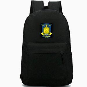 Sac à dos badge football sac d'école de sport pack de jour en plein air Drengene fra Vestegnen de Brondby IF daypack le football club
