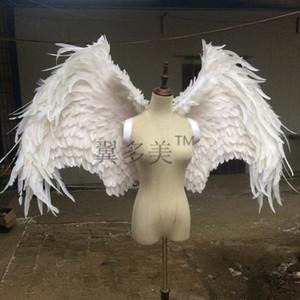 جودة عالية WINGS ANGEL نقية الحرف اليدوية لطيفة هدايا عيد الميلاد الزفاف الكبير حدث هالوين عيد الحب الدعائم ديكو الشحن المجاني