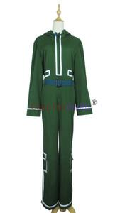 Panty Stocking con Garterbelt Cosplay breve traje uniforme H008