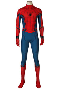 Neueste Bürgerkrieg Spiderman 3D Schatten Spandex Fullbody Cosplay Kostüm Halloween