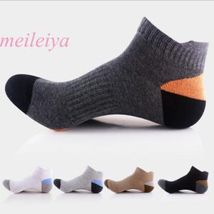 MEI LEI YA 20 Çift / torba Yüksek Kaliteli erkek Çorapları Yeni Satış Sıcak erkek Rahat Çorap Benzersiz Tarzı 5 Renkler
