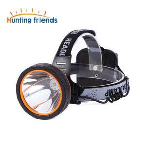 Amis de chasse Séparation Style LED Phare Rechargeable Lampe frontale Étanche Phare Coon Chasse Lumières pour En Plein Air