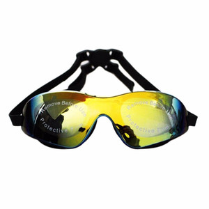 Hot Selling Big Glasses Plating Adult Anti-fog Waterproof UV Protection Swimming Goggles New Arrival