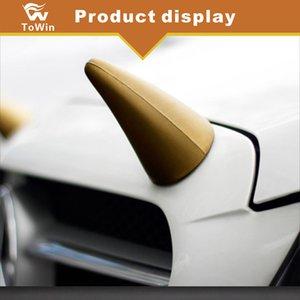 Adesivos 3D carro auto estereoscópico carro acidente reboco adesivos de corpo adesivos de carro engraçado telhado / Little Rebento / Devil Horn / Colorido / Popular