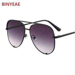 мода плоский топ очки черный градиент женские солнцезащитные очки Марка дизайнер oculos aviador зеркало оттенки солнцезащитные очки женский
