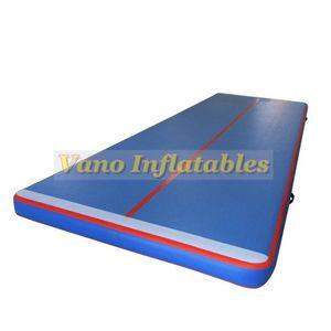Tumble Air Track надувные гимнастические коврики заводские цены для домашнего использования, черлидинг, Пляж, Парк и вода с насосом Бесплатная доставка
