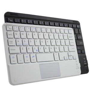 59 keys Mini bluetooth 3.0 keyboard for Tablet Laptop Smartphone Support For iOS Windows Android System White and Black