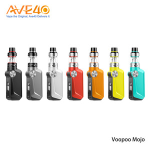 Voopoo Mojo Kit 3.5ml Uforce Tank with 2600mah Built In Battery 88w Out Put 100% Original