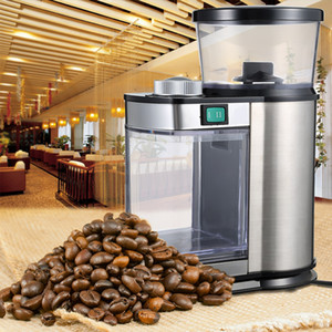 Hogar Gustino molinillo de café eléctrico frijol fabricante de café molinillo de acero inoxidable molinillo multifuncional molinillo de café del hogar TB