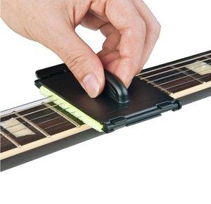 Guitare électrique Cordes basses Scrubber Fingerboard Rub Nettoyage Outil Entretien Entretien Bass Cleaner Guitar Accessories