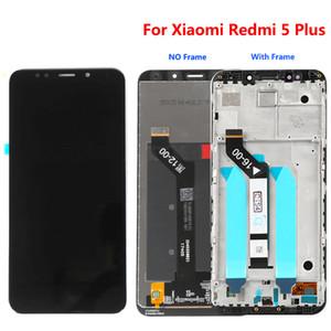 Originale per Xiaomi Redmi 5 Plus Display LCD + Frame 10 Touch Screen Redmi5 Plus LCD Digitizer Parti di ricambio per la riparazione