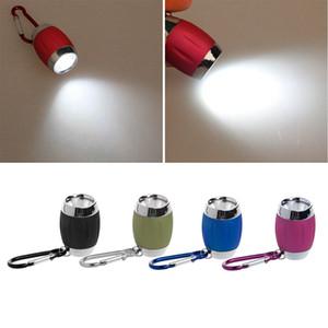 البلاستيك الشعبية البسيطة البوليفيين بقيادة مصباح يدوي سلسلة برميل الشكل مفيد ضوء مصباح التخييم في الهواء الطلق المحمولة