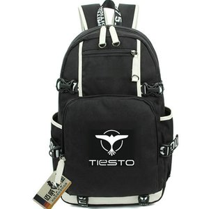 Tiesto zaino Top DJ fan day pack Allure star school bag Leisure packsack Qualità zaino Sport schoolbag Outdoor daypack