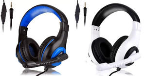 Top Verkäufer Gaming Headsets Kopfhörer für PC XBOX ONE PS4 SMARTPHONE Kopfhörer-Kopfhörer für Computer-Kopfhörer gut