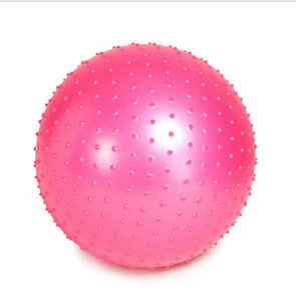 65 centímetros ponto massagem Yoga Bola Grosso à prova de explosão de Pilates aptidão Balls Bouncing Ball exercício ginástico exercício Yoga corpo Balance Ball