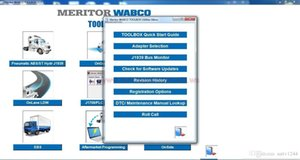 Meritor Wabco Toolbox 12.6.1 + Crack [неограниченная установка]