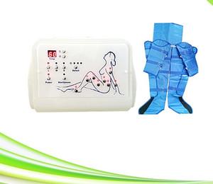massager de vibração do pé da circulação de sangue da máquina pneumática iônica portátil da pressão do ar da desintoxicação