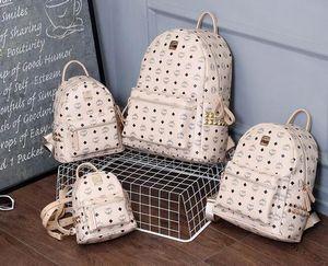 جديد أزياء الشرير برشام حقيبة مدرسية امتعة للجنسين حقيبة الطالب حقيبة الرجال النساء السفر ستارك عودة حزمة epacket السفينة مجانية