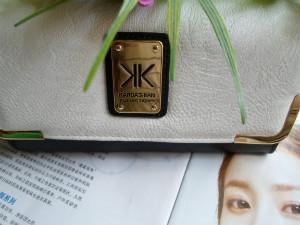 Hot Fashion kk frauen Geldbörse Dünne Reißverschluss damen Brieftasche Damen PU Leder Geldbörsen kk Weibliche Geldbörse Mini Kartenetui Billig Womens brieftaschen