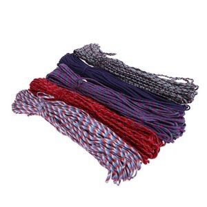 30m 7 Strands Paracord 550 Parachute Cord Lanyard Rope Climbing Camping Survival Equipment