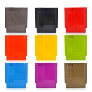 البلاستيك الصلب حالة استبدال غطاء خرطوشة شل ل NES 60Pin إلى 72Pin لعبة محول بطاقة محول جودة عالية سريع السفينة