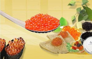 Acero inoxidable Caviar Colador Cuchara Molecular Mixologist Slotted Bar Cuchara Spherification Cucharas Envío gratis al por mayor