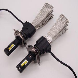 H11 H4 H1 H7 H13 9005 9006 9007 80W LED 헤드 라이트 크리어 XHP-50 전구 조명 램프 변환 램프 키트 흰색 6000