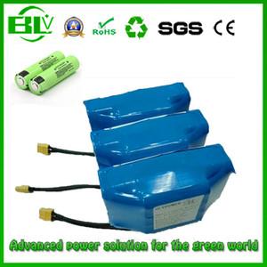 Lityum pil 36 v 7000 mah 10 inç 8 inç 6.5 inç için Elektrik Kaykay Akıllı Öz Dengeleme Scooter samsung cep ile 18650 35GA