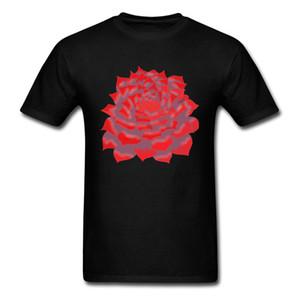 Interiori Camicie Glow T Gruppo uomini Estate Autunno Camicie Top manica corta Rife casuale Tee Shirt O collo in cotone 100%