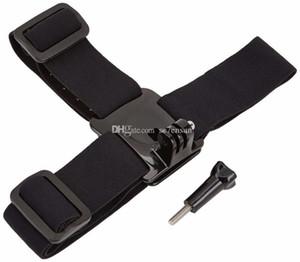 Câmera de ação para Headband Chest Head Strap Mount Monopé Para Esportes Ação Câmera SJ4000 SJ5000 Capacete Cam Esporte