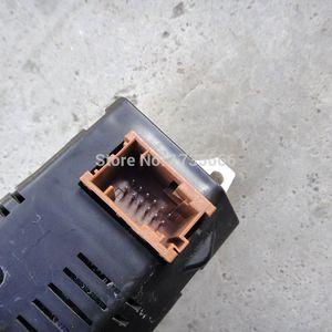 Оригинального завод Подлинной автомобиль Красного экрана поддержка USB Bluetooth Дисплей красного монитор 12pin Для 307 407 408 C4 C5 GPS