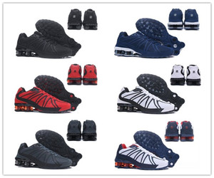 2018 Nouveau Drop Shipping En Gros Célèbre 801 NZ OZ TLX KPU Hommes Sneakers Sport Chaussures De Course Taille 7-11
