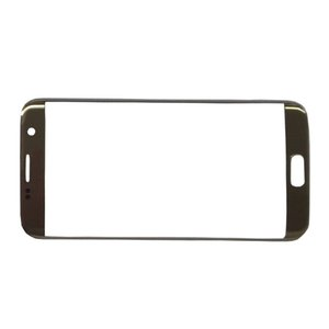 LCD Front Outer Glass Top Lens Touch Screen Panel Glass Refurbish For Samsung Galaxy S7 Edge Repair Parts