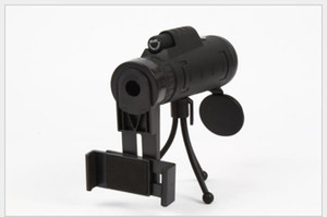 Telescope 40X60 single telescope Low light level visual HD high power cell phone telescopes