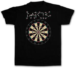 Футболка с логотипом Darts Target Arrows Sporter - Футболка Dart Zielscheibe Pfeile Profi