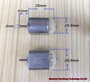 Nuovissimo Mabuchi 140 micro DC motore FC-140RE 15 * 20 * 25mm 12V 8000r / min speciale per specchietto retrovisore / Motore di regolazione luce testa ~