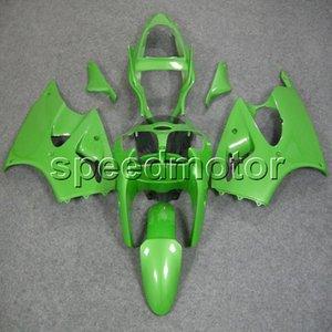23 couleurs + cadeaux moule d'injection vert capot de moto carénage pour Kawasaki ZX6R 2000-2002 ZX 6R 00 01 02 ZX-6R en plastique ABS