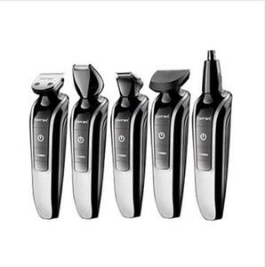 7in1 washable electric hair trimmer beard trimer hair clipper stubble shaver mustache shaper hair cutting machine haircut
