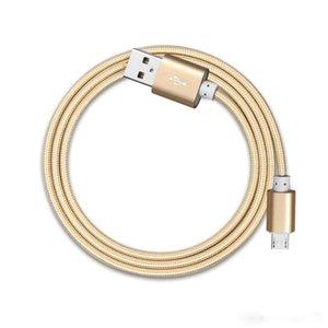Micro USB Cable Ultra-Fast Data Linea caricatore cavi di ricarica cavo Saluto Android per Samsung S7 bordo