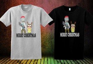 Rick and Morty Maglietta divertente di Natale divertente ispirata nuova 2