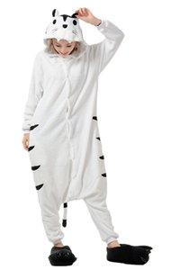 Unisex Yetişkin Unisex Hayvan Kostüm Cosplay Kıyafet Pijama Gecelikler Kaplan