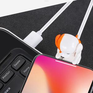Mini Humping Spot Toy Toy Teléfono inteligente Cargador de cable Datos 1M Línea de carga Datos universales Cable USB Carga Micro USB Carga rápida