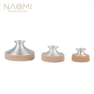 NAOMI 3 PCS Sax Sourdine SET Aluminium Alliage Sax Sourdine Saxophone Insonorisation Pratique Silencieux Pour Saxophone Alto / Ténor / Soprano