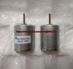 A estrenar 12V DC micro motor RF-370CB-11670 12V 3000RPM motor de bajo nivel de ruido de baja velocidad ~