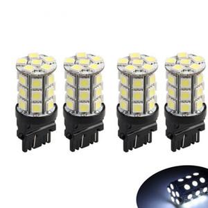 7440 7443 T20 T25 27SMD 5050 LED Fonte de Luz Do Carro 12 V Turn Singal Freio de Backup Estacionamento Parar Luzes