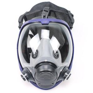 Maschera antigas multifunzionale esterna della maschera antigas del respiratore della maschera antigas di sicurezza con il filtro del coon per la pittura di industria