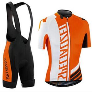Maglia ciclismo Ropa Ciclismo 9d Pad Set manica corta da ciclismo con pantaloni imbottiti da bavaglino. Abbigliamento da bici ultra traspirante