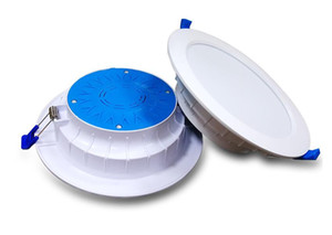 2018 nuovo buon 220-240 v Led plafoniera ultra sottile incasso plafoniere impermeabile anti-appannamento antiappannamento downlight