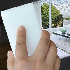 Hot 20 PCS Esponja de Melamina Esponja Mágica Eraser Espanador Cozinha cozinha Limpa Acessório Nano Esponja 10x6x2 cm